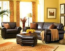 brown leather couch living room ideas get furnitures for leather couch living room ideas the sierra contemporary living room
