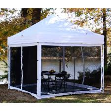 king canopy u0027s 10 u0027 x 10 u0027 bug screen room for explorer pop up canopy
