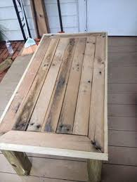 Diy Wood Pallet Coffee Table by 370 Best Pallet Coffee Tables Images On Pinterest Pallet Ideas