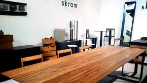 skram furniture at architectural digest home design show 2013