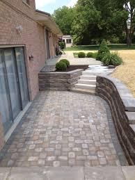 paver patios beavercreek landscaping home basement