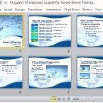 science fair powerpoint template science project template