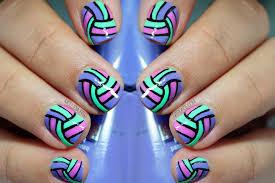 30 unique striped nail art designs 2015