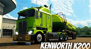 kenworth dealer kenworth k200 interior v14 0 1 27 x updated for ets 2