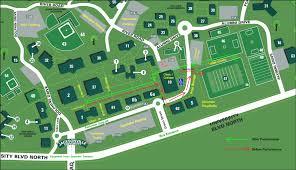 Asu Campus Map Jacksonville University Map Image Gallery Hcpr