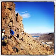 Table Top Mountain by In Golden Colorado Climbing Table Top Mountain Adventures