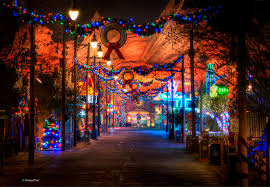 holidays shine bright in cars land at disney california adventure