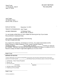 maryland notice to vacate ez landlord forms