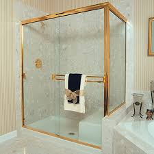 Gold Shower Doors Cardinal Shower Enclosures Complete Correct On Time Every Time
