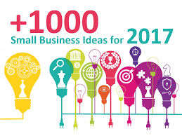 1000 small business ideas for 2017 startupguys net