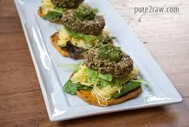 fatty liver diet foods raw vegan mini burger tostadas reverse