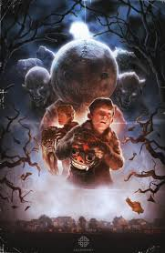 new halloween movie new trick u0027r treat graphic novel this october and krampus graphic
