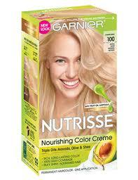 garnier nutrisse 93 light golden blonde reviews page 2 of reviews nutrisse nourishing color creme extra light