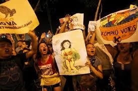 toledo a keiko quot quien colectivos peruanos llaman a marchar contra keiko fujimori