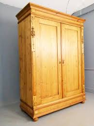 antique french armoire for sale charming antique pine french armoire antiques atlas