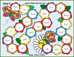 thanksgiving themed words spring themed sight word game boards make take u0026 teach
