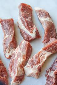 what are boneless country style pork ribs and why don u0027t they have