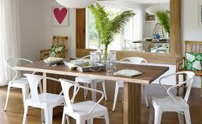 100 coastal dining room tables beach house tour corona del