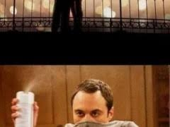 Love Is In The Air Meme - love is in the air sheldon weknowmemes