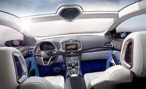 Ford Escape Interior - ford edge concept 2015 ford edge interior full dashboard 2015