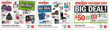 meijer black friday ad preview nov 27 29 2014 bargains to bounty