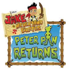 jake land pirates peter pan returns disney wiki