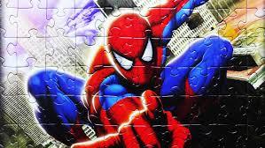 marvel spider man puzzle games rompecabezas jr games junior play