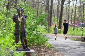 Arboretum by Overland Park Arboretum U0026 Botanical Gardens