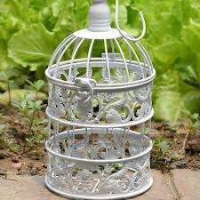 classic white decorative bird cages small wedding bird cage the