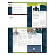 newsletter templates u2013 17 free word pdf publisher indesign
