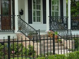 architectural luxury front yard fence simple design that can be