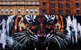 glasgow s new mural trail creates walking tour of city s stunning new mural trail in glasgow
