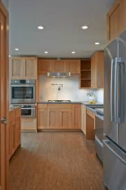 Beech Wood Kitchen Cabinets by Beech Wood Cabinets Kitchen Contemporary With Flat Panel Coasters