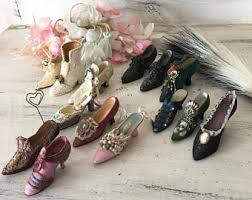 miniature shoe etsy