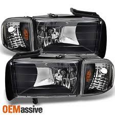 02 dodge ram headlights headlights for dodge ram 1500 ebay