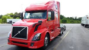 2016 volvo big rig trucking 2015 volvo 64t vnl780 tour in red jcanell youtube