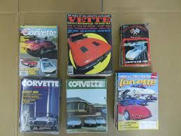 corvette magazines fs corvette magazines and books corvetteforum chevrolet