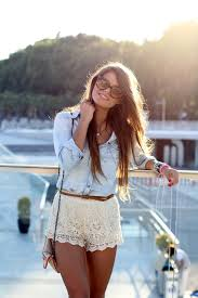 casual summer ideas 15 casual ideas for summer denim blouse shorts and summer