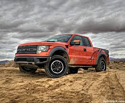 Ford Mud Racing Trucks - 2010 svt raptor race red in the mud ford truck club gallery
