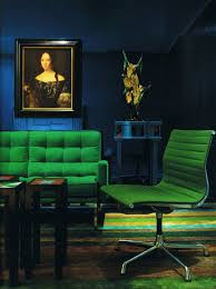 Green Colored Rooms Color Scheme Emerald Green And Sapphire Blue Eclectic Living Home