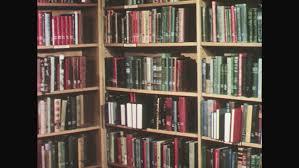 United States Bookshelf Bookshelf In Library Stock Footage 10339136 Shutterstock