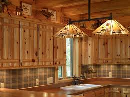 Knotty Pine Kitchen Cabinets For Sale Log Home Accessories Woodhaven Log U0026 Lumber