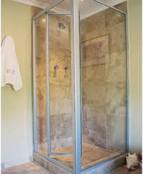 Infold Shower Door by Mirage Bifold Framed Shower Door Showerline
