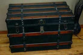 steamer trunk side table old trunk large size of steamer trunk side table topic related to