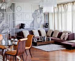 Eclectic Style Modern Interior Design Ideas For Male Professional In Luxurious