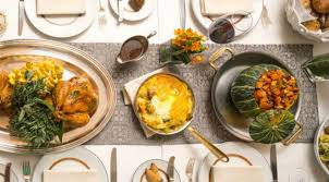 michelin restaurants serving 2016 thanksgiving dinner
