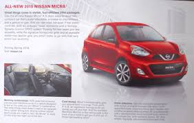 nissan micra timing belt or chain more 2014 auto show goodness my micra