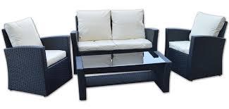 Woodside Virginia Rattan Furniture Set Furniture Outdoor Value - Rattan furniture set