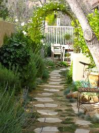 classic landscape ideas for small backyard with small shed