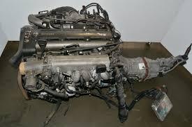 jdm toyota aresto 2jzgte twin turbo engine 5 speed manual